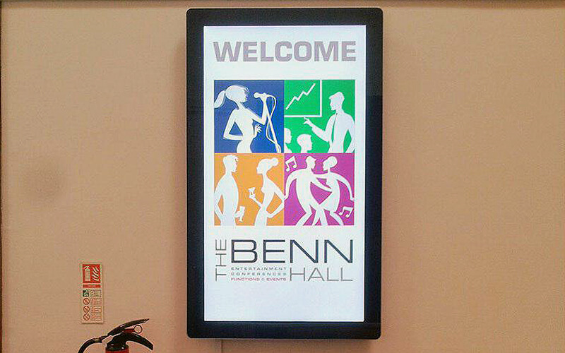 You are currently viewing The Benn Hall