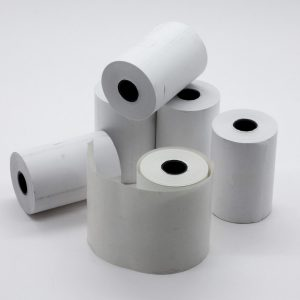 Thermal Printer Rolls 80×80 (Box Of 50 Rolls)