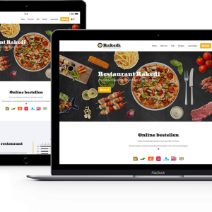 Online Ordering Website